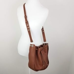 Vince Camuto | Rayli Leather Crossbody Purse